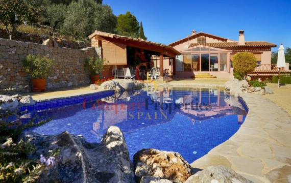 Country houses for sale in Denia