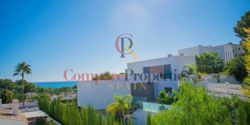 Villa - New Build - Benissa - Cala Pinets