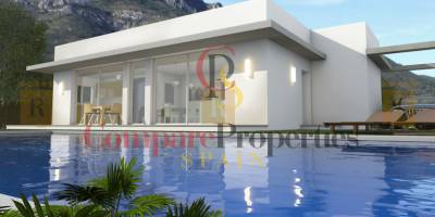 New Build Properties - Location courte durée - Orba Valley - Orba