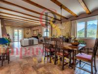 Sale - Villa - Jalon Valley - Campo