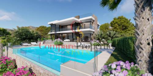Villa - New Build - Calpe - Calalga
