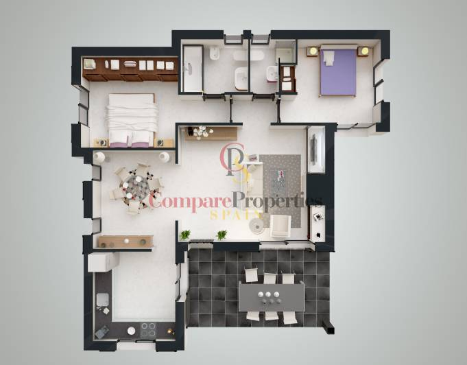 Sale - New Build Properties - Pedreguer