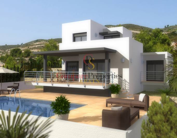 Venta - New Build Properties - Jalon Valley - Murla