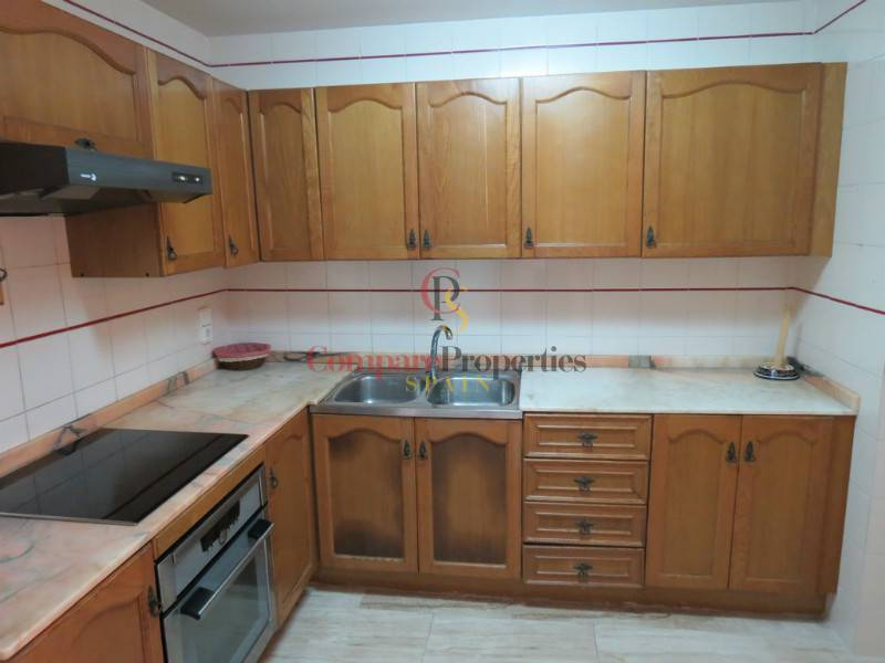 Venta - Apartment - Moraira - Town centre