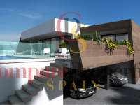 Kurzzeitvermietung - New Build Properties - Moraira