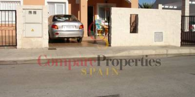 Semi-Detached Villa - Kurzzeitvermietung - Dénia - ALICANTE