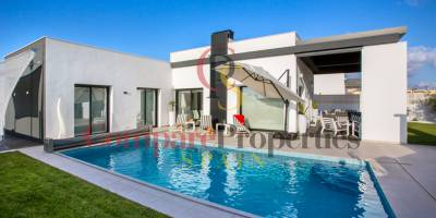 Villa - New Build - Dénia - Barranquets