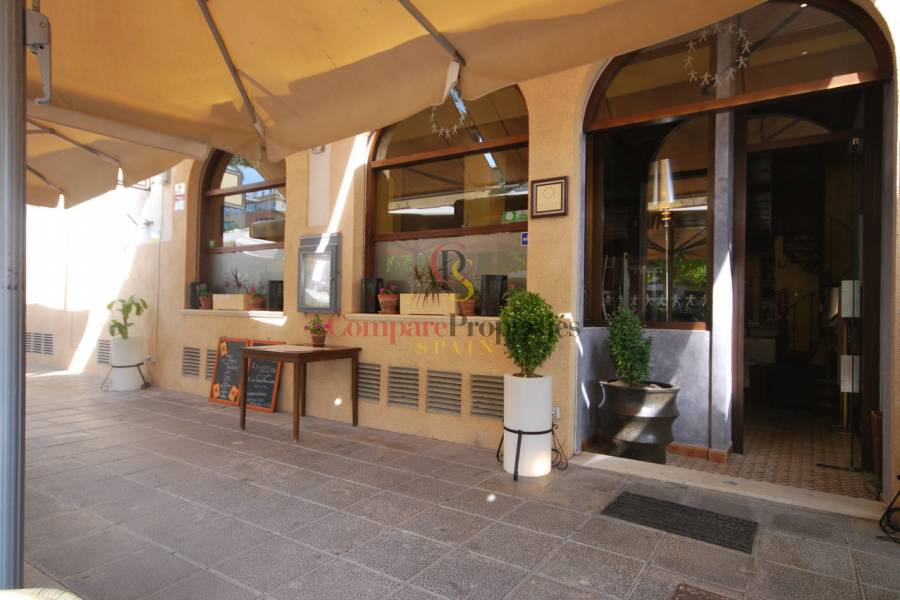 Sale - Commercial Units - Moraira - Town Moraira