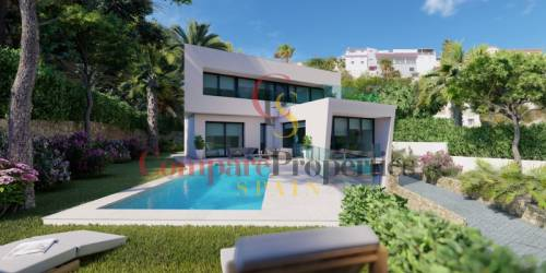 New Build Properties - Location courte durée - Moraira - Benimeit