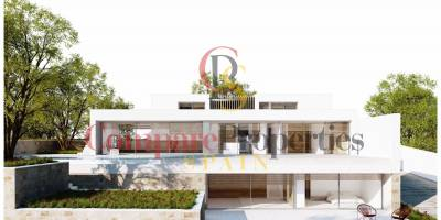 Villa - New Build - Jávea - Covatelles