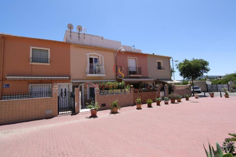 Sale - Townhouses - Jávea - Pueblo