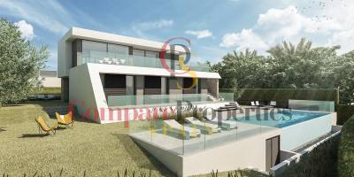 Villa - New Build - Teulada - Teulada