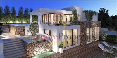 Villa - New Build - Jávea - LAS LADERAS