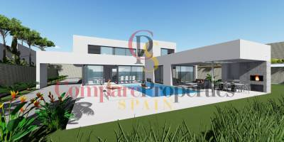 Villa - New Build - Calpe - Maryvilla