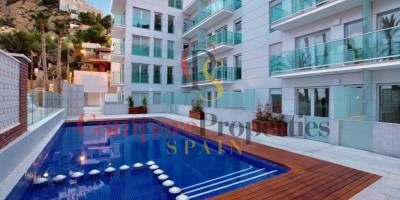 Apartment - Nouvelle construction - Benidorm - Benidorm