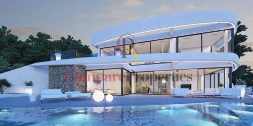 Villa - New Build - Altea - Mascarat
