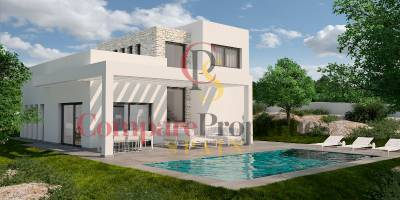 New Build Properties - Sale - Pedreguer - Pedreguer