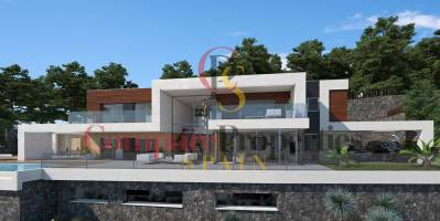 Villa - New Build - Calpe - Colina del sol
