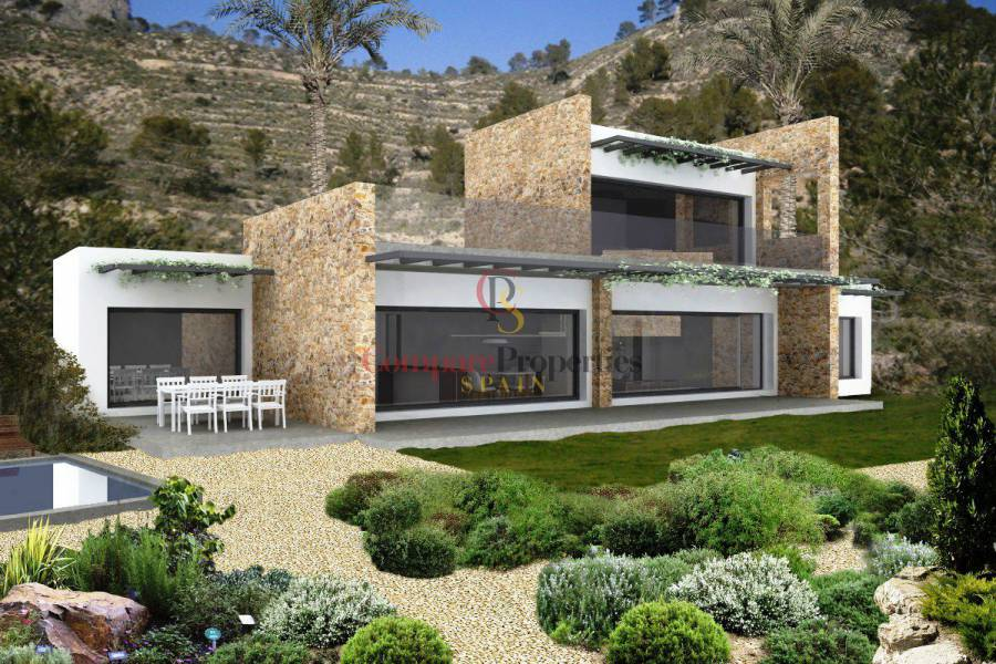 New Build - Villa - Finestrat - La Sima