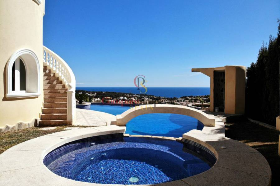 New Build - Villa - Calpe - Tosal de la Cometa