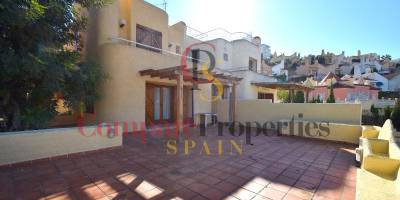 Semi-Detached Villa - Sale - Benidorm - Benidorm