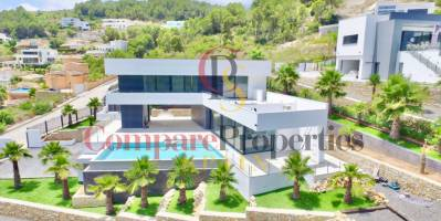 Villa - New Build - Jávea - Tosalet