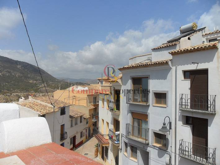 Kurzzeitvermietung - Townhouses - Finestrat - Casco Antiguo