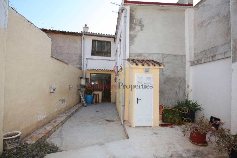 Sale - Townhouses - Adsubia - Centro