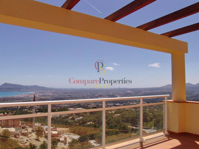 Sale - Townhouses - Altea