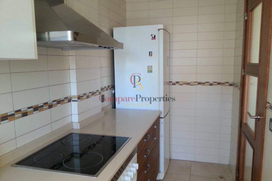 Sale - Apartment - La Nucia