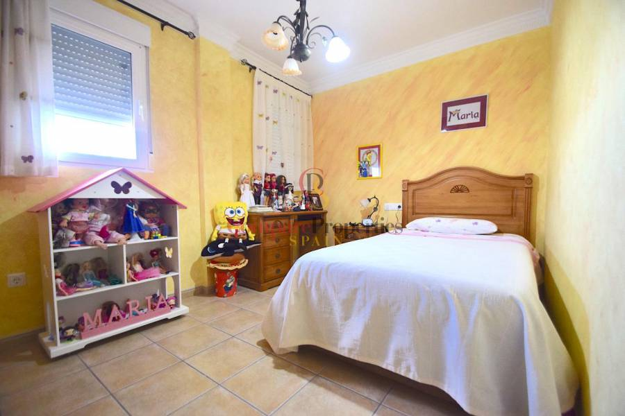 Kurzzeitvermietung - Semi-Detached Villa - La Nucia
