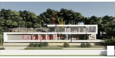 Villa - New Build - Jávea - Rafalet