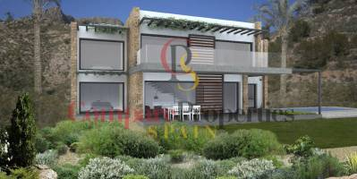 Villa - New Build - Finestrat - La Sima