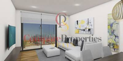 Apartment - New Build - Dénia - ALICANTE