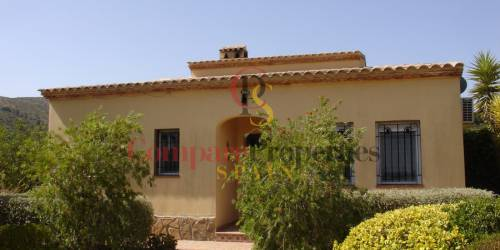 Bungalow - Sale - Jalon Valley -