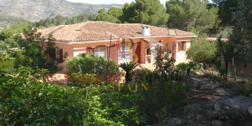 Villa - Sale - Jalon Valley -