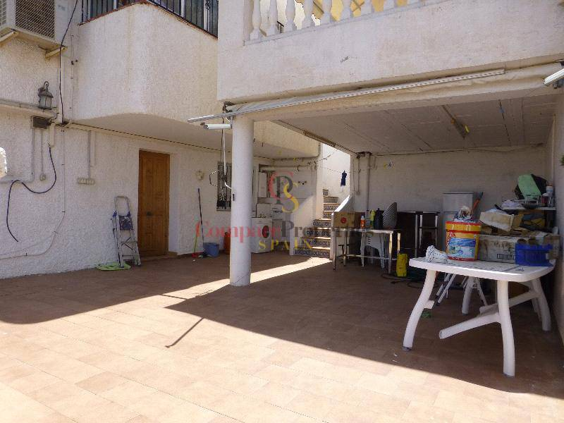 Kurzzeitvermietung - Semi-Detached Villa - Benidorm