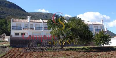 Villa - Sale - Orba Valley - Benigembla