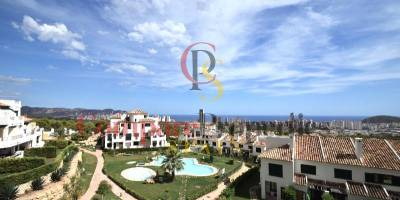 Duplex and Penthouses - Sale - Finestrat - Finestrat