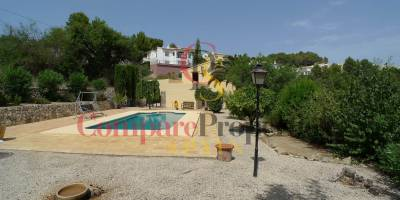 Villa - Sale - Jalon Valley - Parcent
