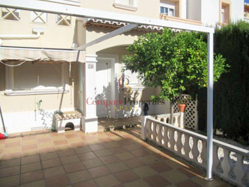 Kurzzeitvermietung - Semi-Detached Villa - Dénia - ALICANTE