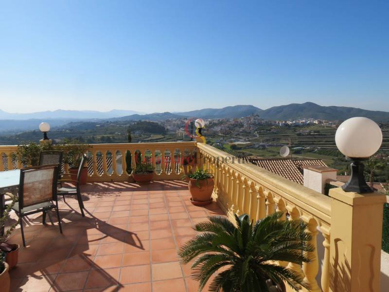 Sale - Villa - Benitachell