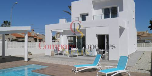 Villa - New Build - Dénia - Els Poblets
