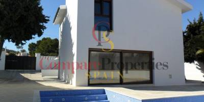 Villa - New Build - Albir - Albir