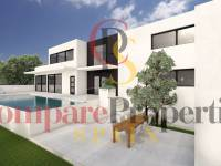 New Build - Villa - Calpe - Gran Sol