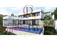 New Build - Villa - Moraira - Paichi