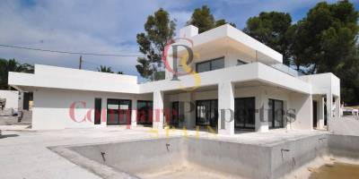 Villa - New Build - Benissa - San Jaime