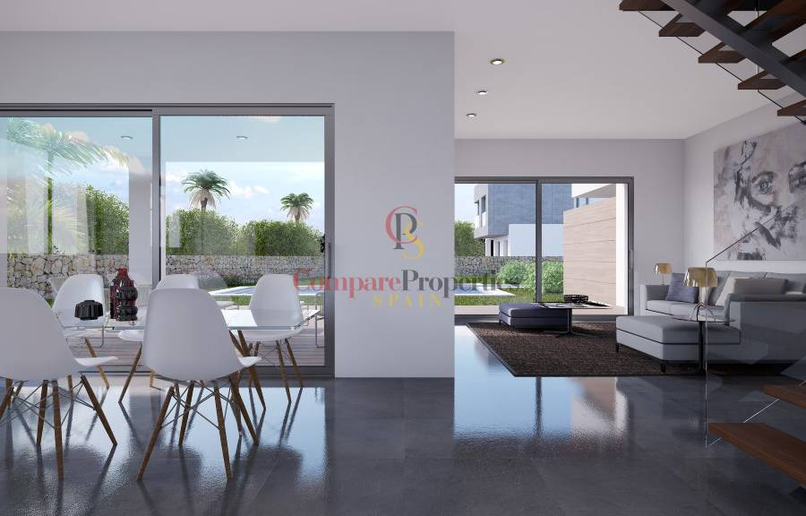Sale - Townhouses - Calpe