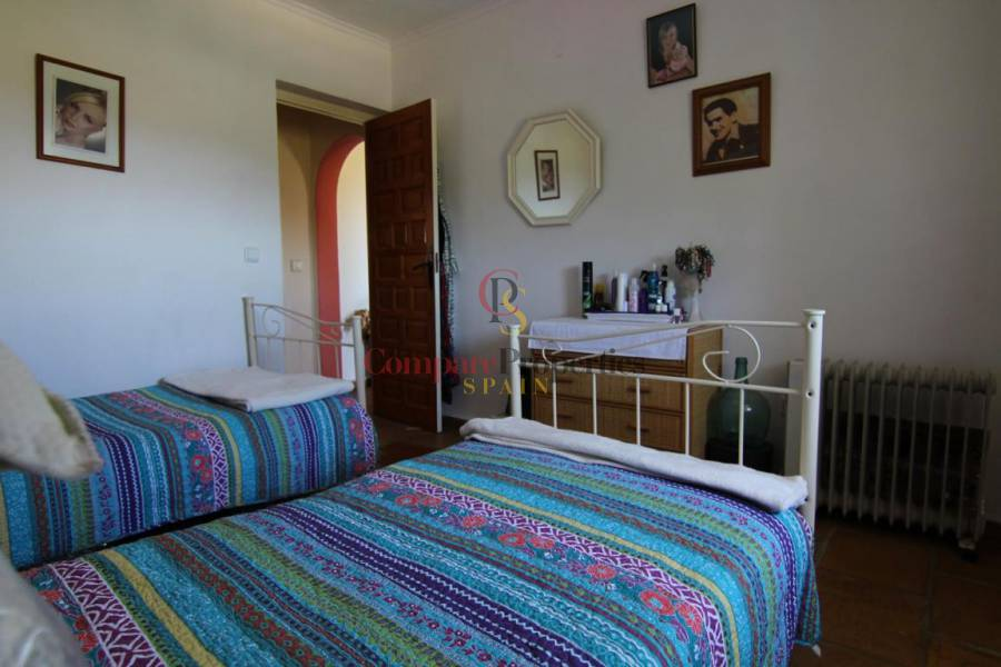 Location courte durée - Bungalow - Orba Valley - Alicante, Orba Valley