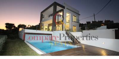 Villa - New Build - Villajoyosa - Villajoyosa